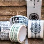 """Promo 72 rotoli di nastro adesivo personalizzato """"ARBOREA"""""""