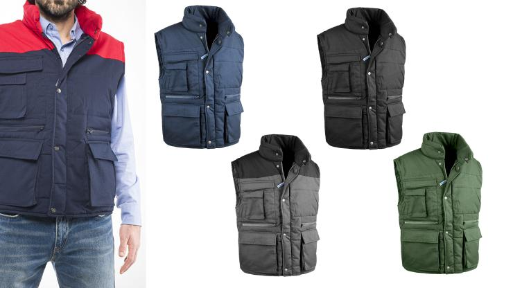 You are currently viewing Gilet da lavoro invernale