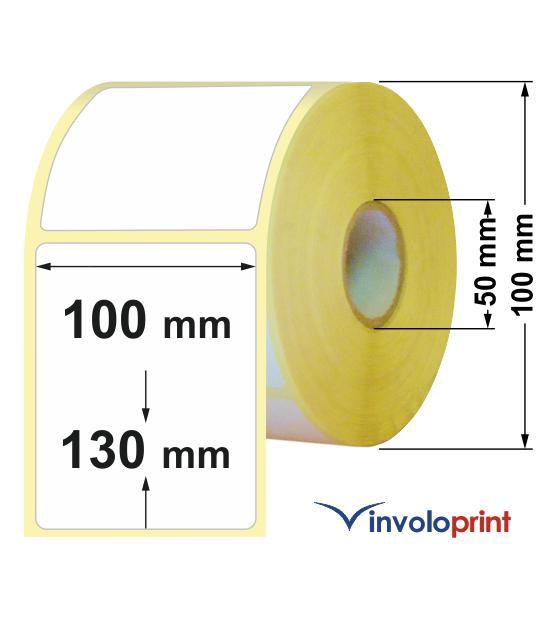 etichette 100x130 in bobina