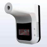 Termometro infrarossi da parete per temperatura corporea FacetoMe