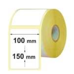 Etichette Adesive termiche 100×150