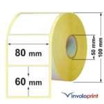 Etichette Adesive 80×60