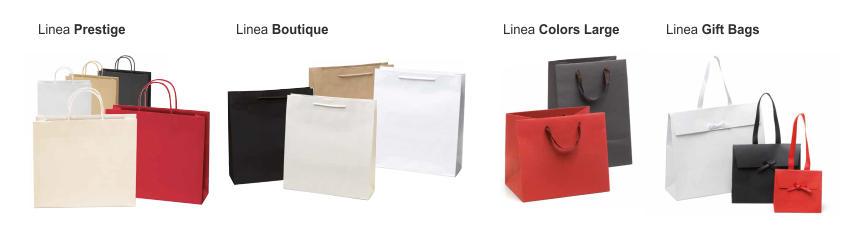 shopper boutique formati e colori